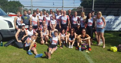 Team Naunheim stark beim Limmer Wasserstadt-Triathlon in Hannover