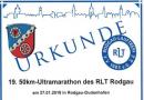 Drehwurm im Rodgau und einsam in Alten Buseck