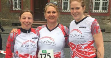 Stadtlauf Dillenburg, Trailhalbmarathon Innsbruck und Aufgalopp nach Avignon
