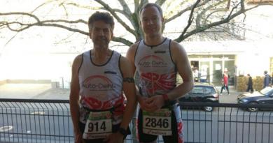 EVO Wasserlauf und Berlin Halbmarathon