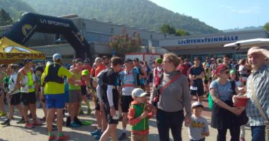 Bergauf geht's nicht so schnell: ING Night Marathon Luxembourg und Lichtenstein Trail