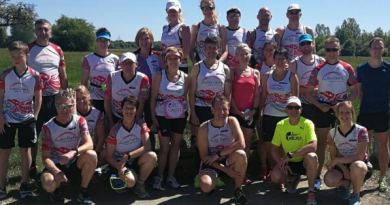 Wings for life und MHC-Volkslauf Großen Buseck
