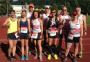 Marburger Nachtmarathon: mollig heiß aber nicht tropisch
