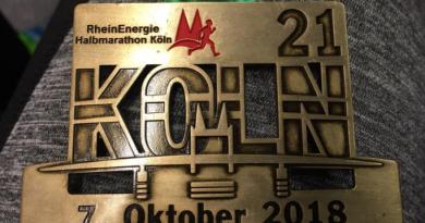 Herbstmarathon zum zweiten: wir renne zo Fooß durch Kölle