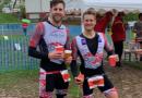 Ligaauftakt auf dem Burgwald-Triathlon