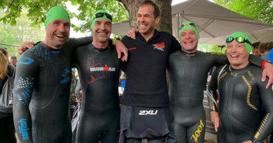 Challenge Heilbronn – Karsten Gürsch und Hendrik Jahn unter den Top 10 AK bei den Deutschen Meisterschaften auf der Mitteldistanz