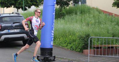 Eifelmarathon Waxweiler – Matthias war dabei