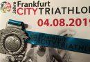Frankfurt City Triathlon – mittendrin in der Stadt!
