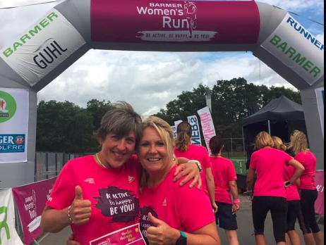 Womens run frankfurt
