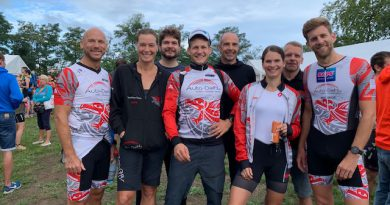Liga, Spaß und Gas auf dem Rodgau Triathlon