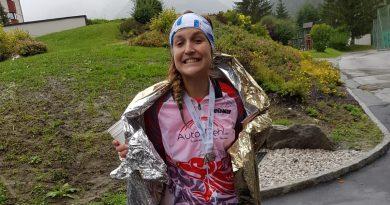 Achenseelauf – Sandra beim wohl schönsten Panoramalauf Österreichs