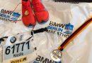 Beinaherekorde beim Berlinmarathon