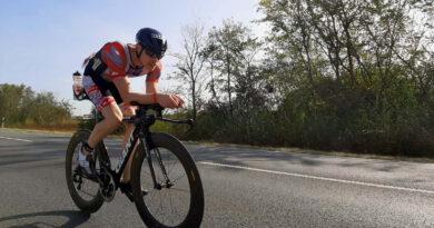 36. Moret-Triathlon 2020 unter Corona-Bedingungen