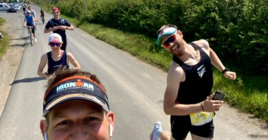 Wings for Life World Run: wir waren dabei