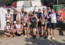 Team Naunheim & Friends beim 10 Freunde Team Triathlon wieder an der Startlinie