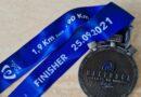 2 Triathlon-Senioren in der Bucht von Alcudia – Mallorca 140.6 (Half)