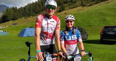 Jenny Keiner und Tobias Rink rocken Swiss Cycling Alpenbrevet 2021