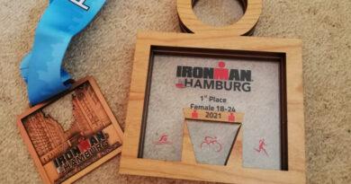Ironman Hamburg – Hawaii-Slot Charlotte und PB Hendrik